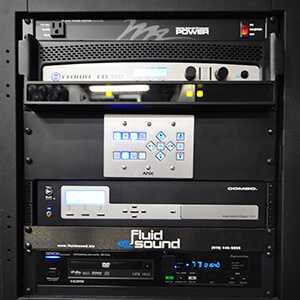 Restaurant Audio Video Control Systems