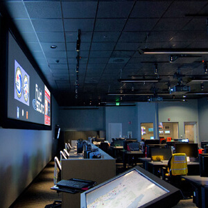 Video Conferencing for Command Centers
