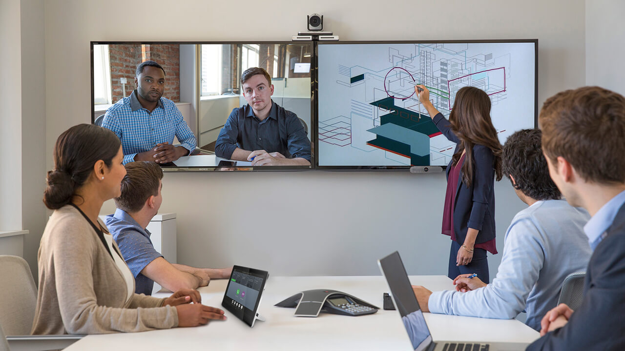 Polycom-Large-Room-Conference