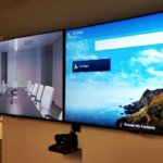 huddle room video conferencing system